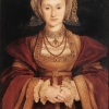 Hans Holbein, Anne Cleves, ok. 1539