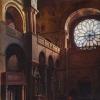 aleksander Gierymski, Wnętrze bazyliki św. Marka w Wenecji, 1899, MNW