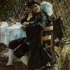 Aleksander Gierymski, Ksiądz w rozmowie z panem we fraku, ok. 1876-1880, MNW