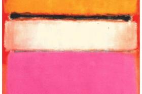 Mark Rothko, White Center (Yellow, Pink and Lavender on Rose), 1950, kolekcja prywatna