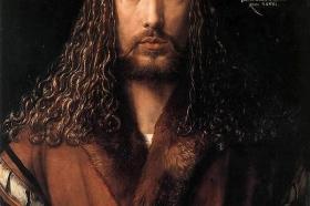 Albrecht Dürer, Autoportret, ok. 1500