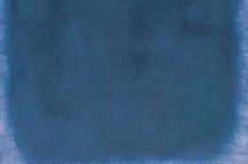 Mark Rothko, Untitled (Green on Blue), 1965, kolekcja prywatna